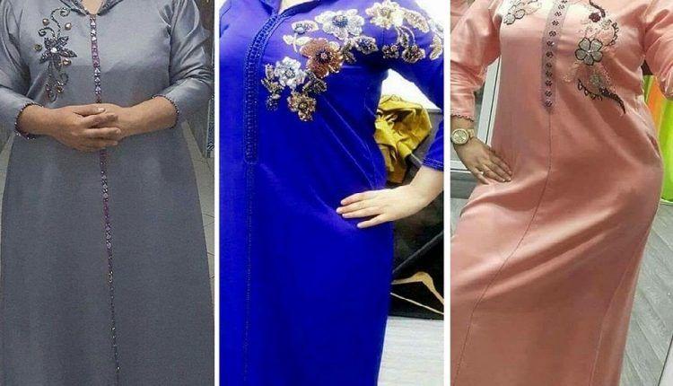 جلالب بفن التنبات كلها نخوة وشياكة بفصالة وخياطة معتبرة Fashion Couture Saree