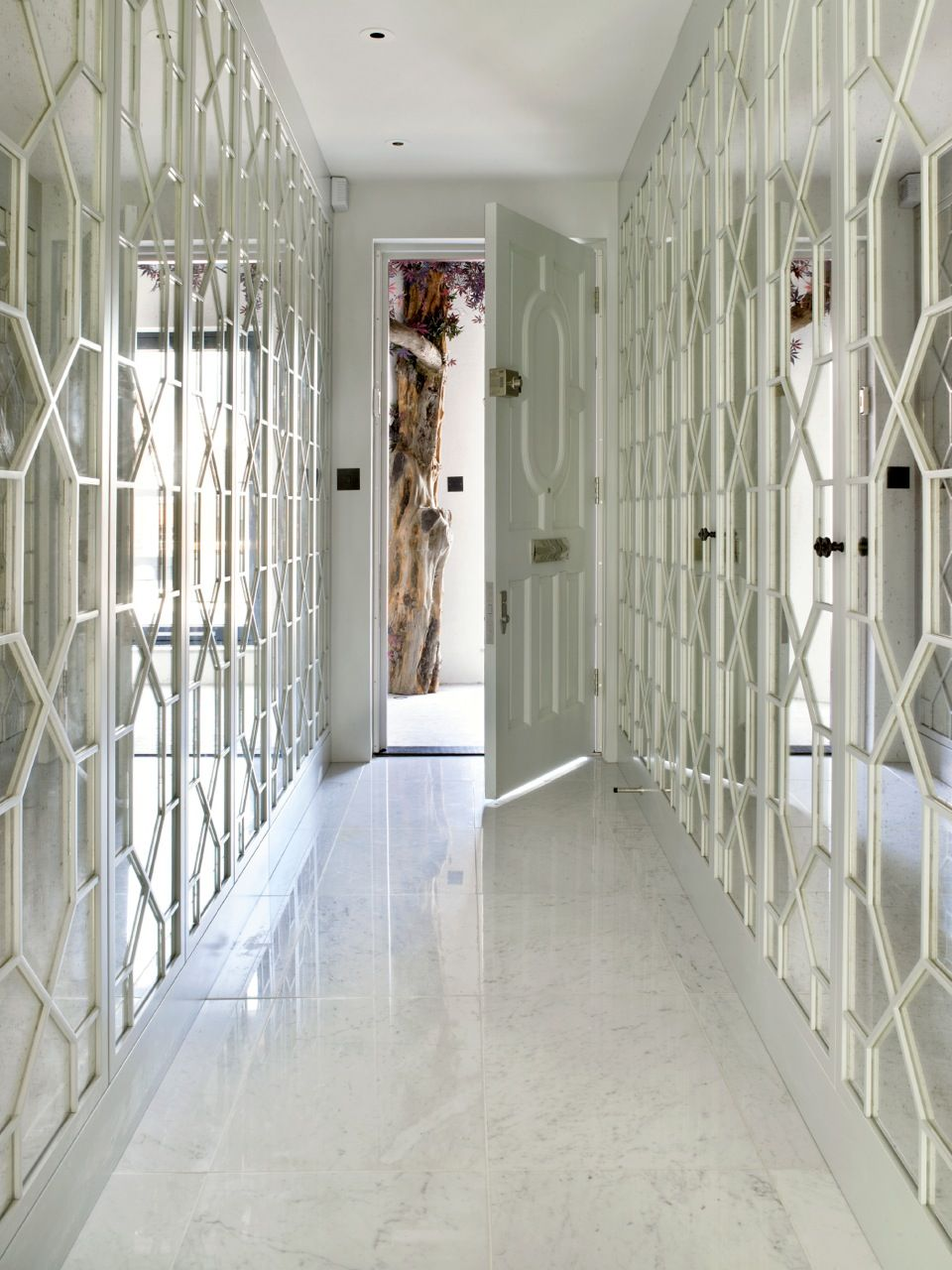 Clare Gaskin Interiors Mirror Wall Bedroom Mirror Wall Living Room Big Wall Mirrors