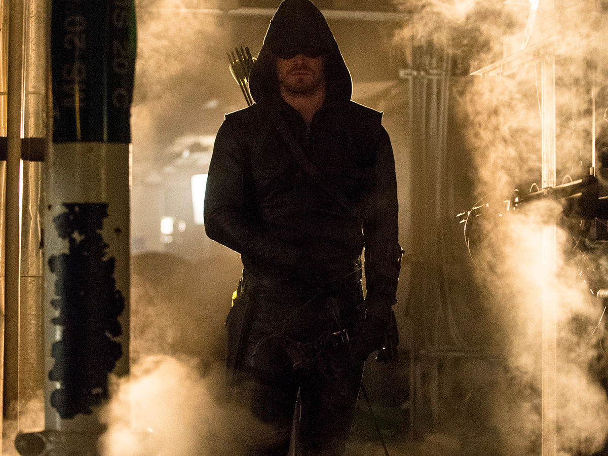 What does it take to be a hero? Relive your favorite moments from the season 2 finale TONIGHT, before the #Arrow season 3 premiere.