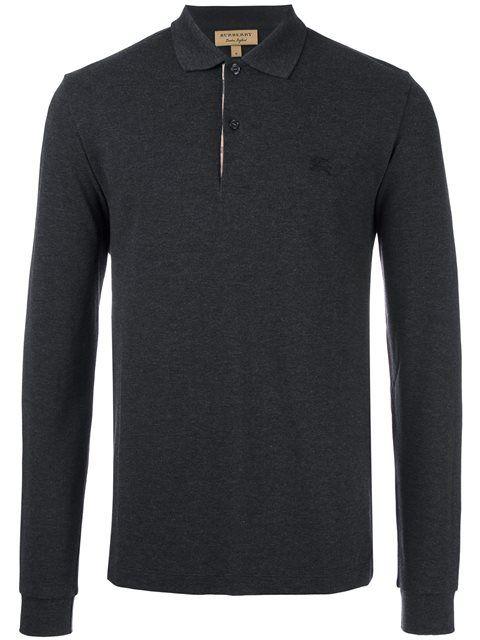 Black Burberry Shirt Men