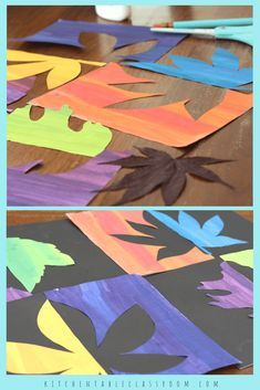 Fall Art Projects-Fall Crafts from Nature