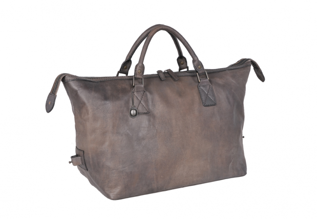 timothy oulton fitzsimmons holdall just arrived at luxe home