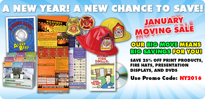 Fire Safety Education Alert All Ages to the Importance