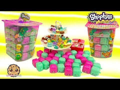 All 3 Shopkins Season 5 Mega 20 Packs Complete Set