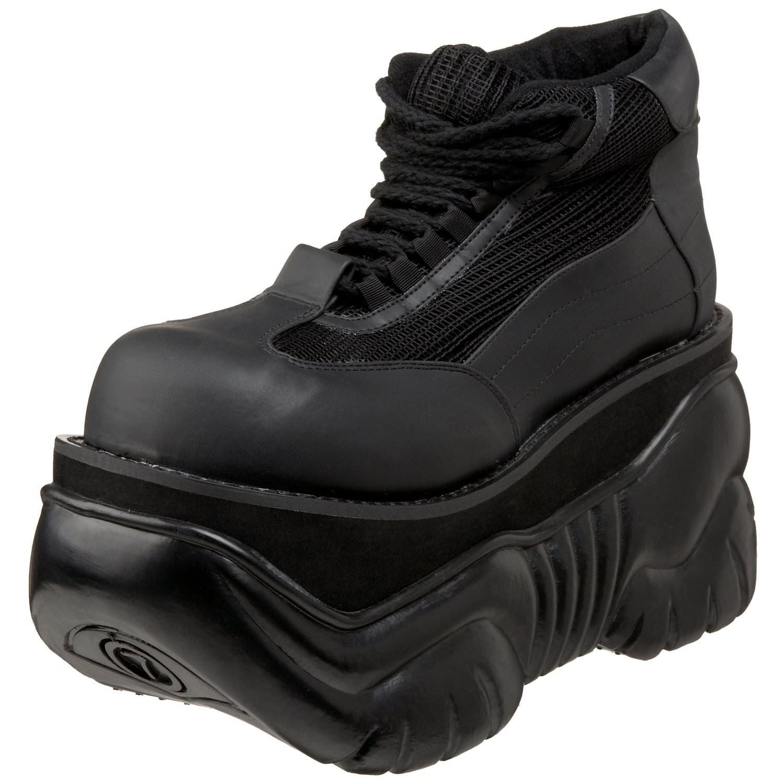 7e553ea19dd DEMONIA BOXER-01 Unisex Cyber Gothic Platform Shoes in 2019 ...