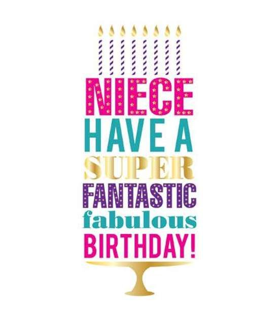 Happy Birthday Niece Images For Facebook ~ Happy birthday niece quotes pinterest