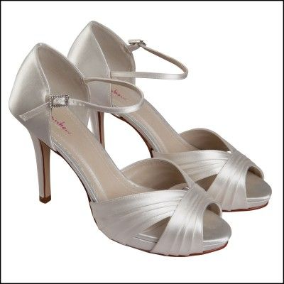 Arabesque Presents The Latest Rainbow Club Dyeable Wedding U0026 Bridal Shoes.  Buy Online With *FREE EXPRESS Delivery From Arabesque, The UKu0027s Leading  Retailer. ...
