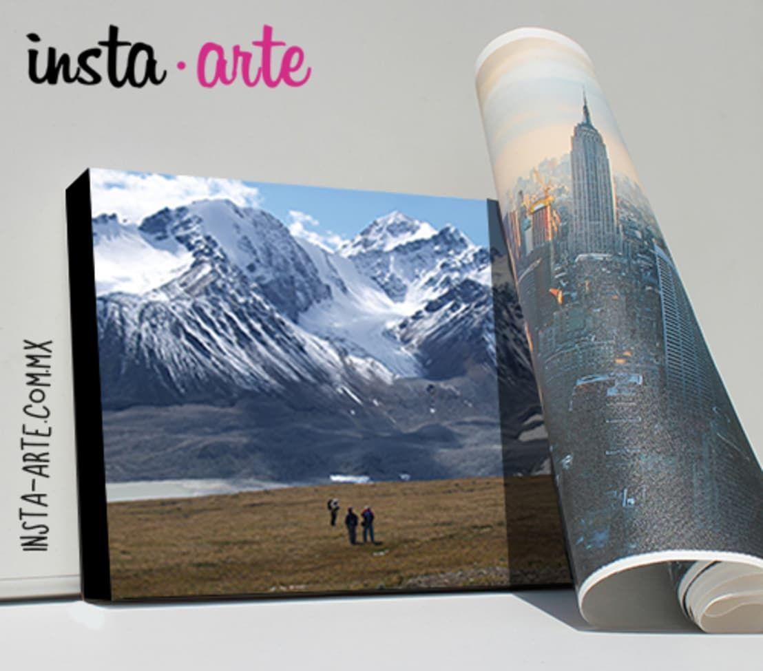 Impresión en lienzo con bastidor - decora con tus fotos de Facebook ...