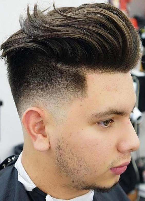 Do You Know Pompadour Haircuts Has Become One Of The Most Popular Looks Among Men In 2018 Although Th Haircuts For Men Trending Hairstyles For Men Hair Styles