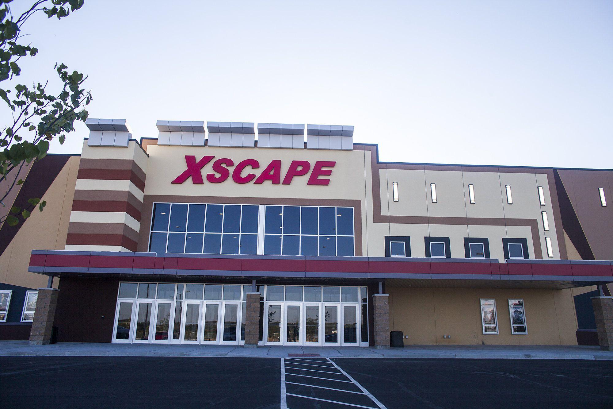 Xscape theaters blankenbaker 14 xscape places places