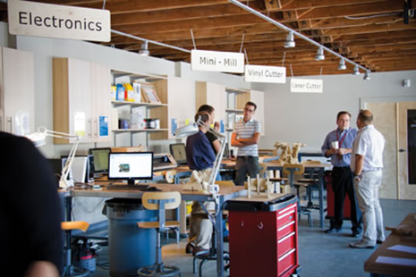 An Open Access Digital Design And Fabrication Facility For Local