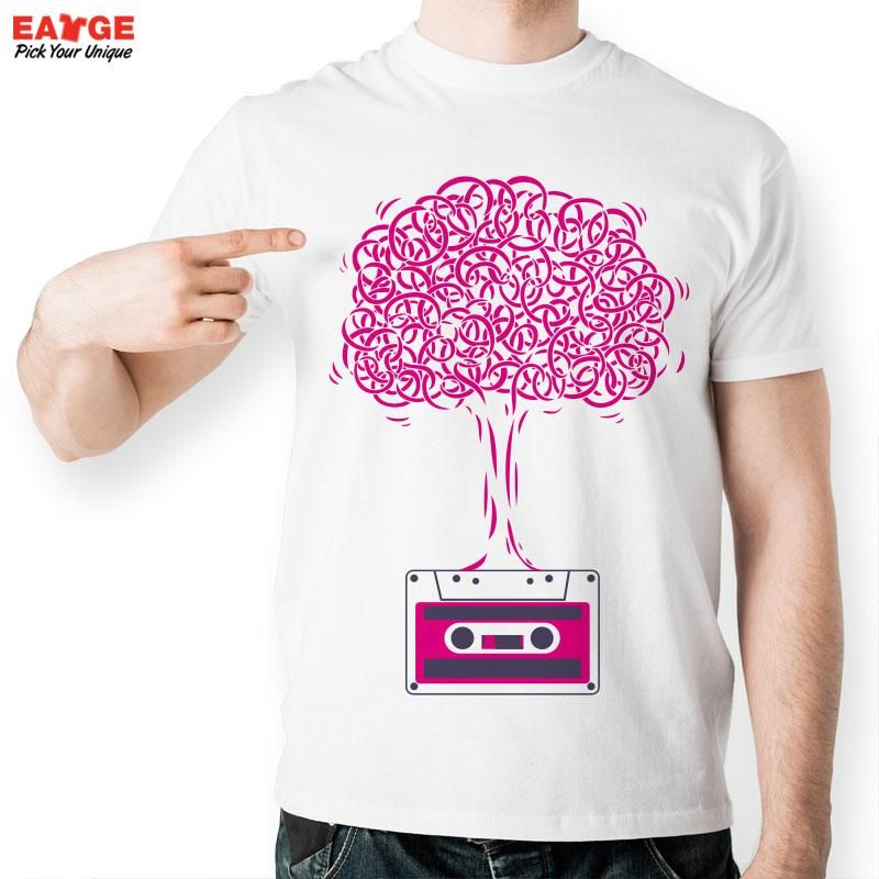 EATGE] Creative Style Anime Tshirt Cartoon Tee Funny Novelty ...