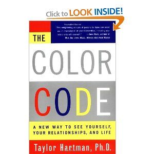 image relating to Printable Color Code Personality Test referred to as The Coloration Code - This reserve is completely value looking through
