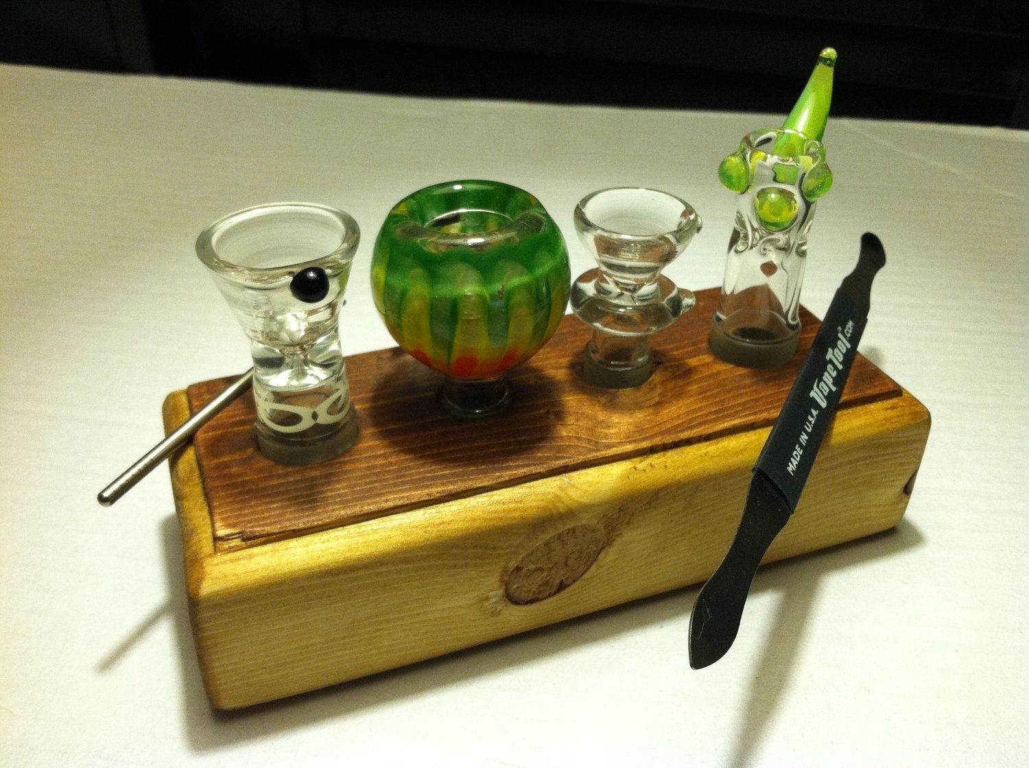 Mini 18mm 14mm Combo Slide And Dome Display Stand Etsy Finds Etsy Decorative Tray