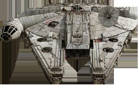 Millennium Falcon El Buque Contrabando Legendario Ha Logrado Escapar De Las Grandes Naves Imperiales En Vari Leia Star Wars Star Wars Poster Star Wars Vehicles