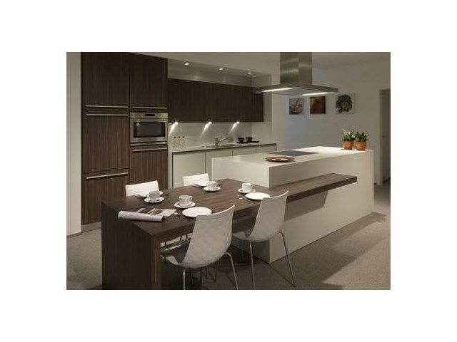 Keuken u modern interieur u kookeiland u ilwa be livios be