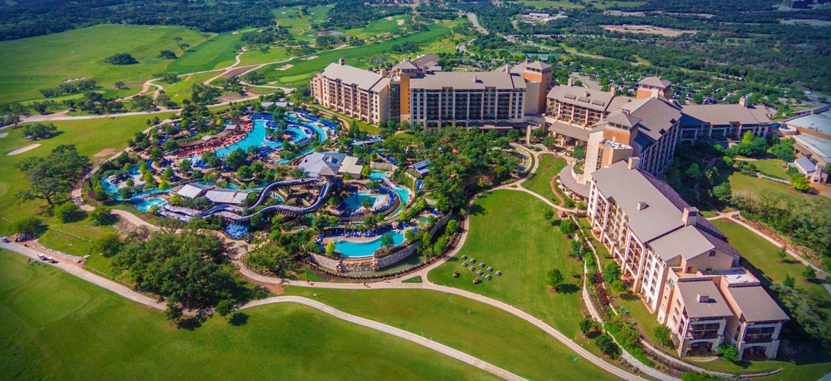 The jw marriott san antonio hill country resort spa is a for Texas spas and resorts