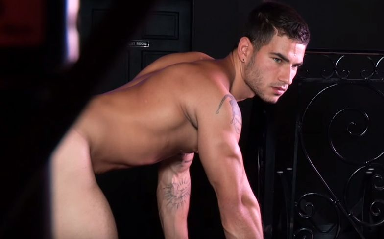 straight men gay for pay porn Bodybuilder MARK DALTON on Prison, Being Gay for Pay.
