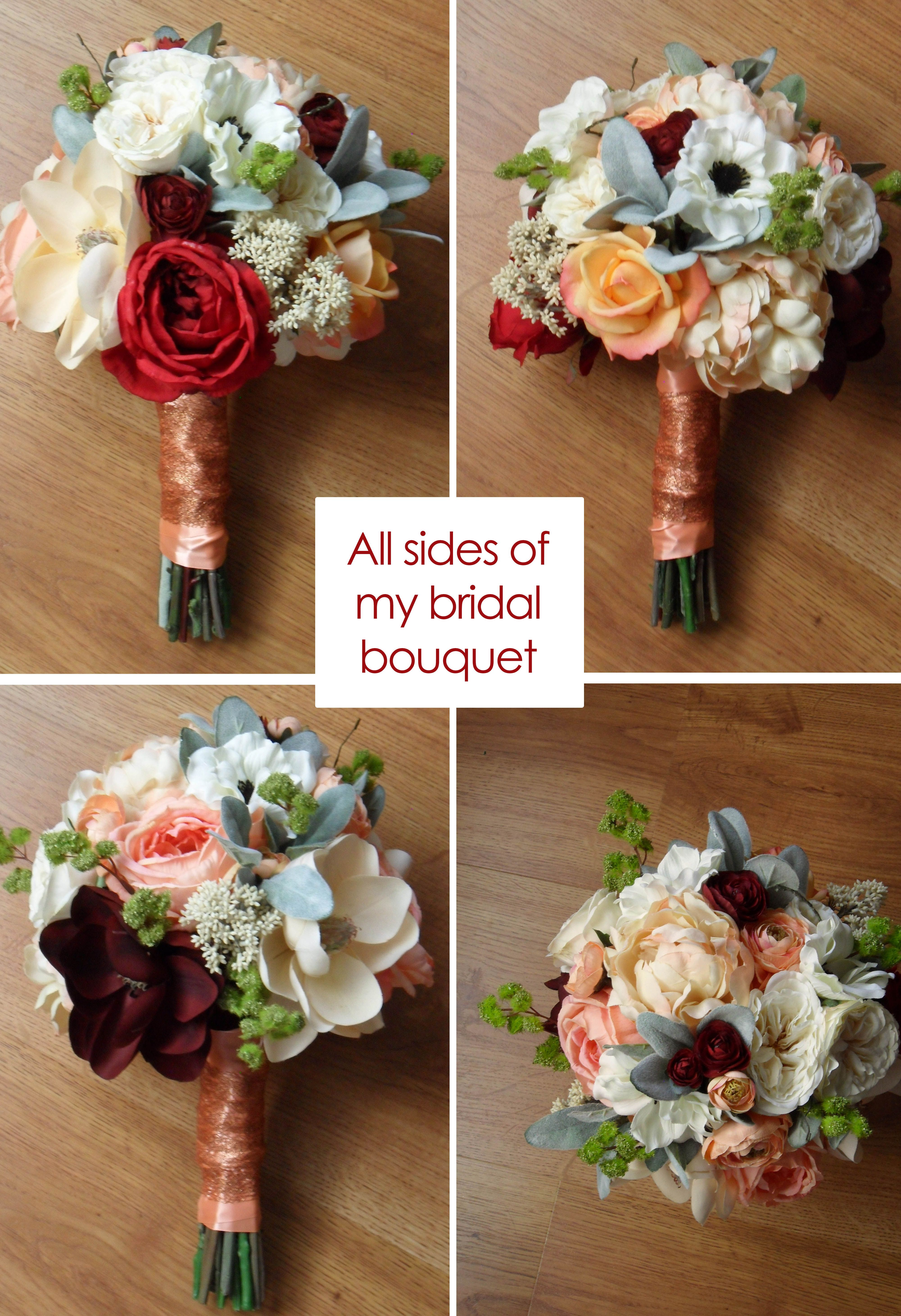 My Wedding Chat How To Make Your Own Bouquet For The Big Day