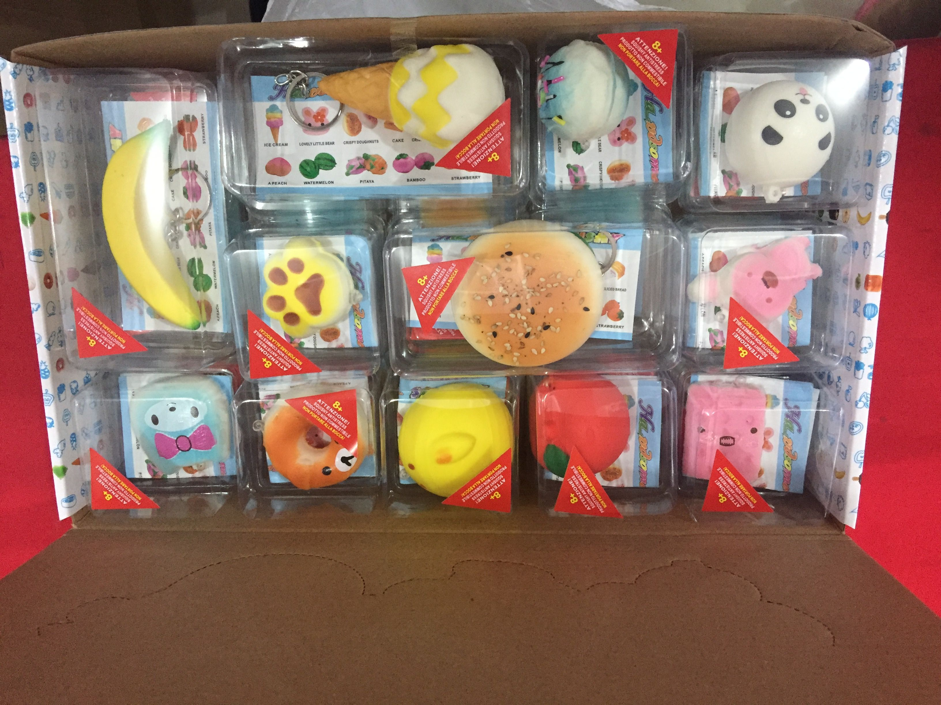 Squishy factory,made in china. (telephone,wechat and