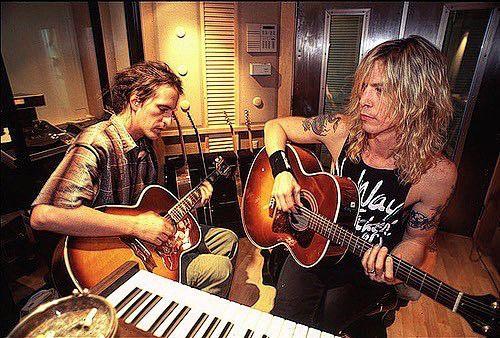 Gunsnroses On At Instagram Duff Mckagen And Izzy Stradlin Izzy