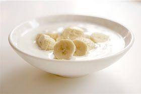 Anasa Naturals: Yogurt and Banana Mask