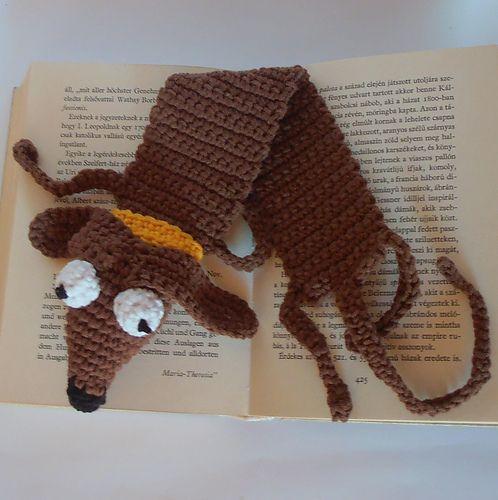 Schnitzel the Dachshund | Dachshund pattern, Crochet patterns ... | 500x498