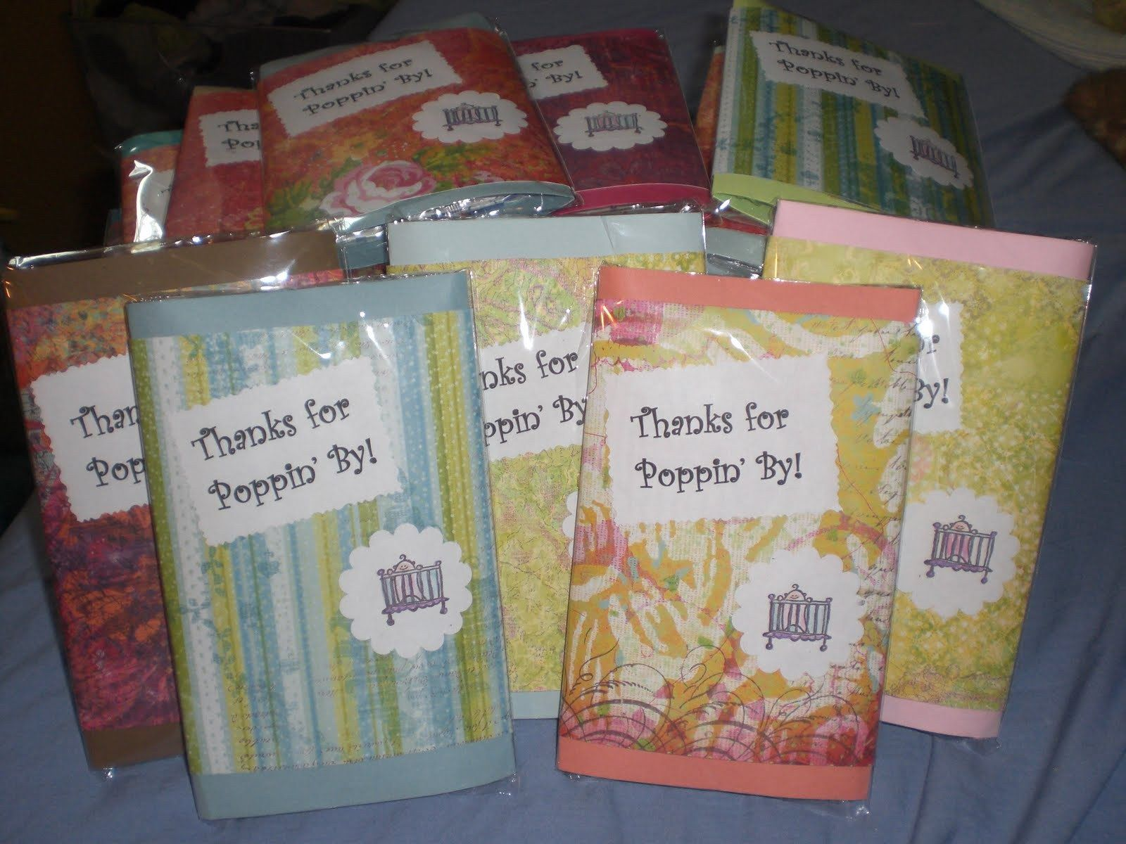 Baby shower thank you gifts for guest august 2014 ideas