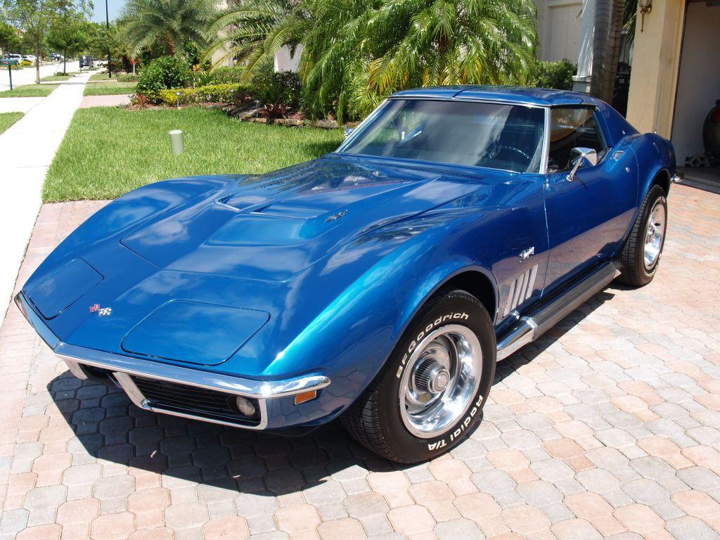 Chevrolet Corvette '69