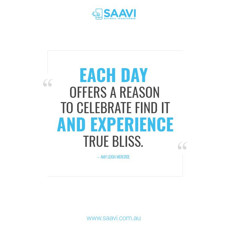 SAAVI offers businesses the ability to improve their ...