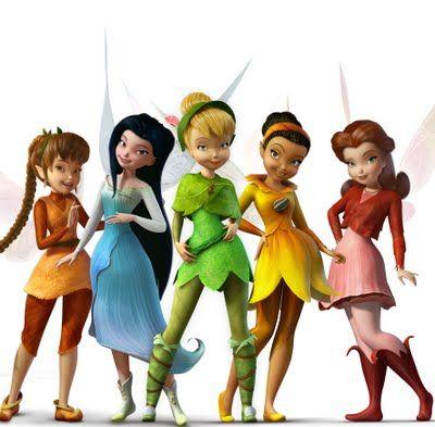 Casa Art E Design Tinker Bell Tinkerbell And Friends Disney