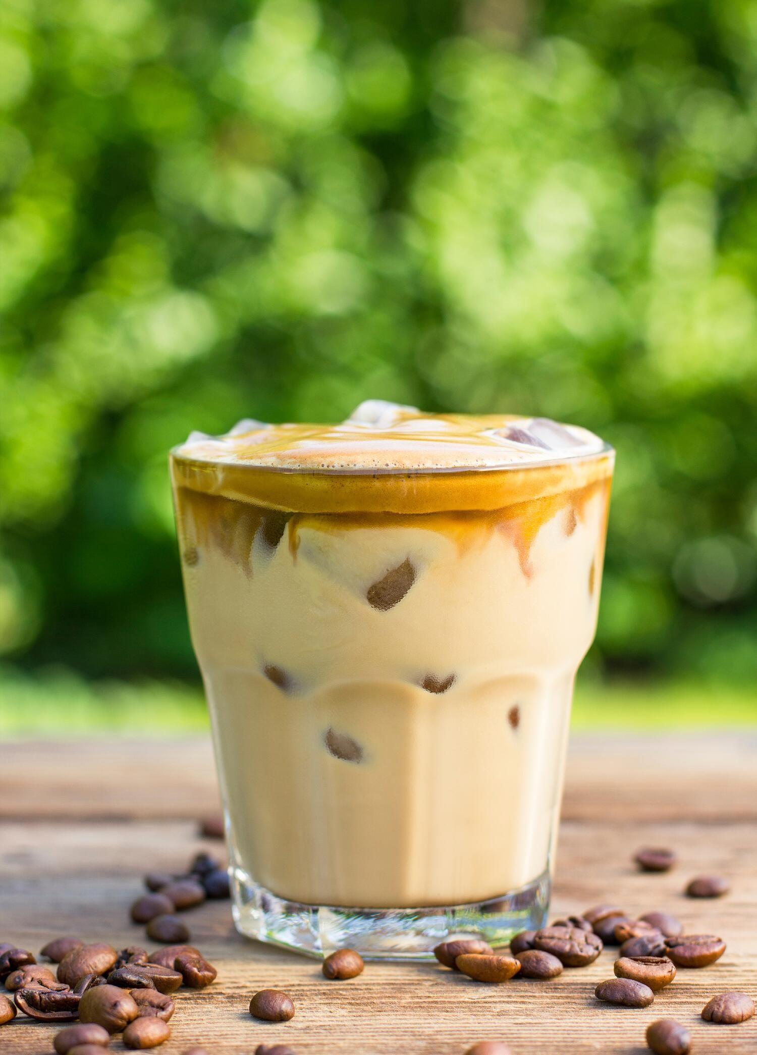 KEURIG® KCUP® COFFEE RECIPE ICED MOCHA Coffee recipes