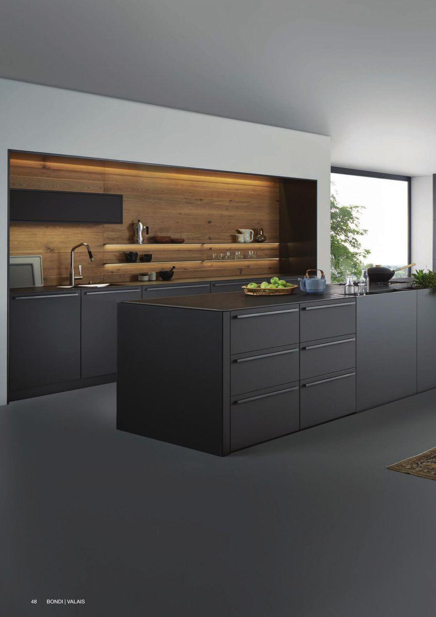 Modern Style 2017 von LEICHT Küchen   Moderne küche ...