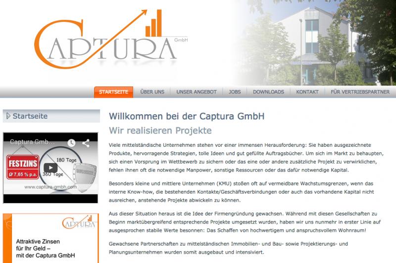 #Startup vorgestellt: Captura GmbH - Hilfe bei Immobilien-Projekten für KMUs