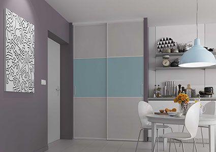 Votre cuisine mérite du0027être chouchoutée, optez pour des portes de - stickers porte de placard coulissante