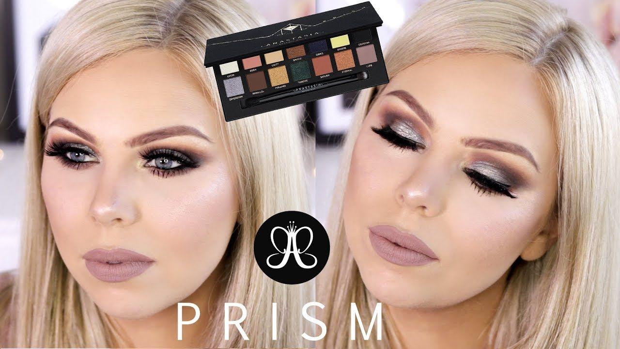 ANASTASIA BEVERLY HILLS PRISM PALETTE - YouTube | Makeup