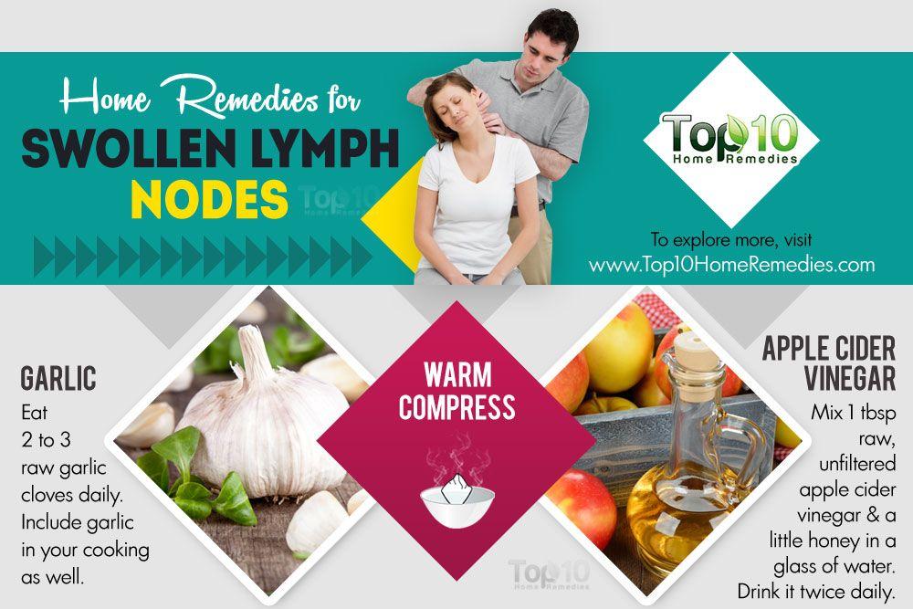 Home remedies for swollen lymph nodes | Swollen lymph