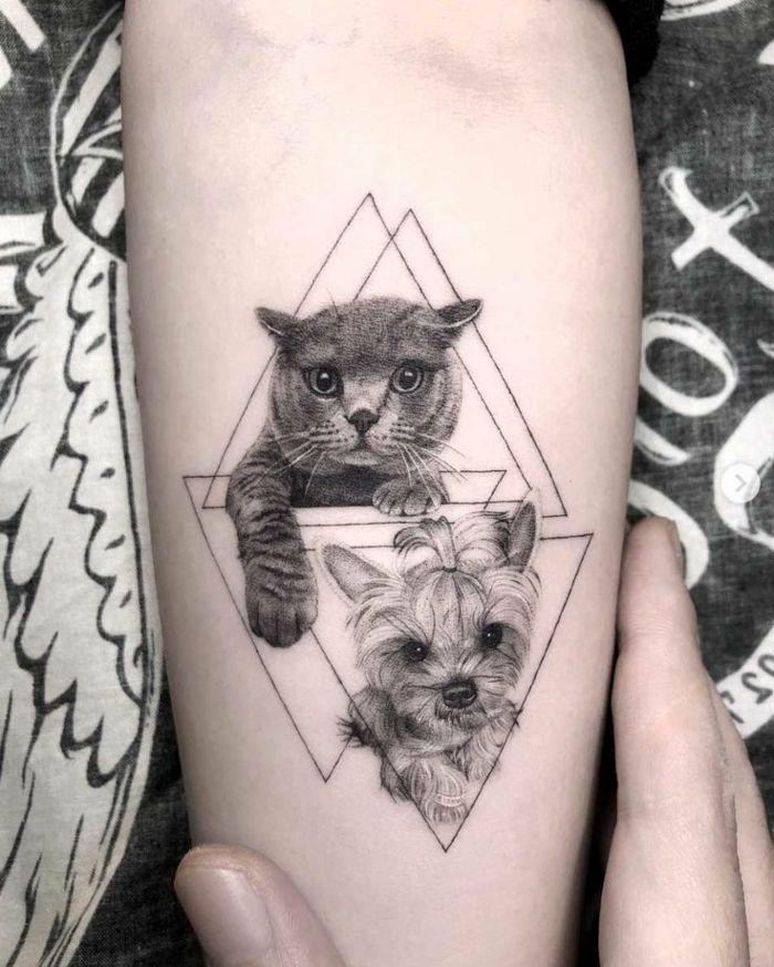 Photo of ▷ 1001 + ideas de tatuajes de animales bonitos y originales