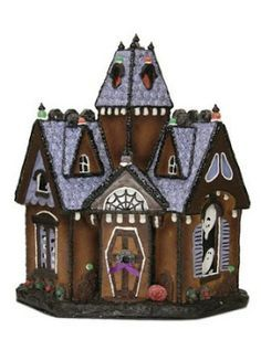 haunted gingerbread house ideas google search
