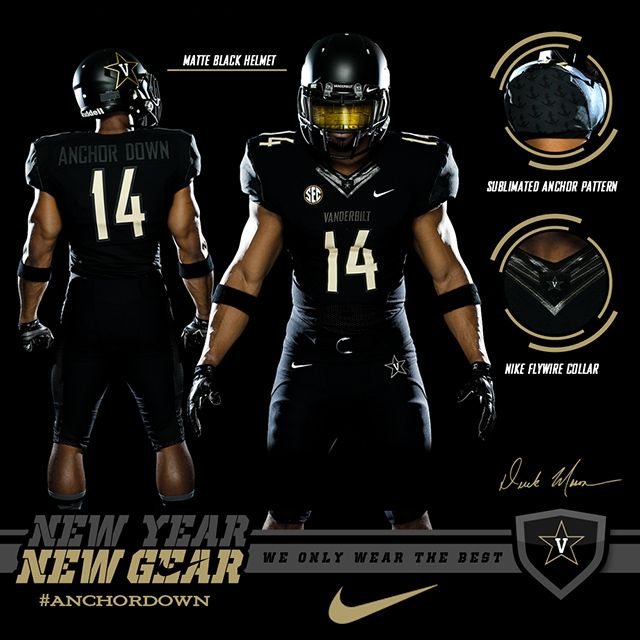 9e20ea89a22 Commodores surprised with new Nike uniforms on gameday - Vanderbilt  Official Athletic Site