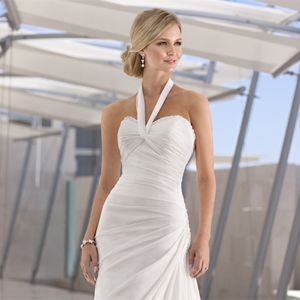 Hairstyles For Halter Dresses Google Search Wedding Hairstyles