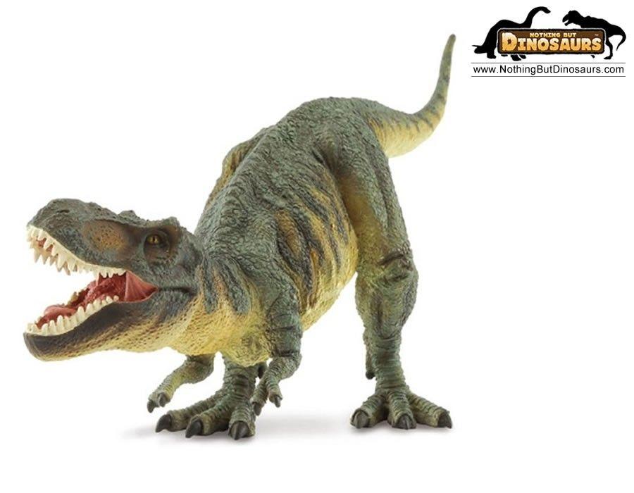 T-Rex Dinosaur Wooden Music Box Prehistoric Jurassic Gift Tyrannosaurus
