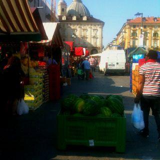 Torino - Mercato di Porta Palazzo