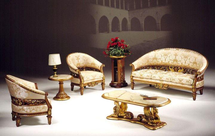 Italian Classic Furniture, Empire Furniture For Less