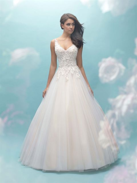 Allure Style: 9459, Ivory/Nude, Size 10 is available at Debra\'s ...