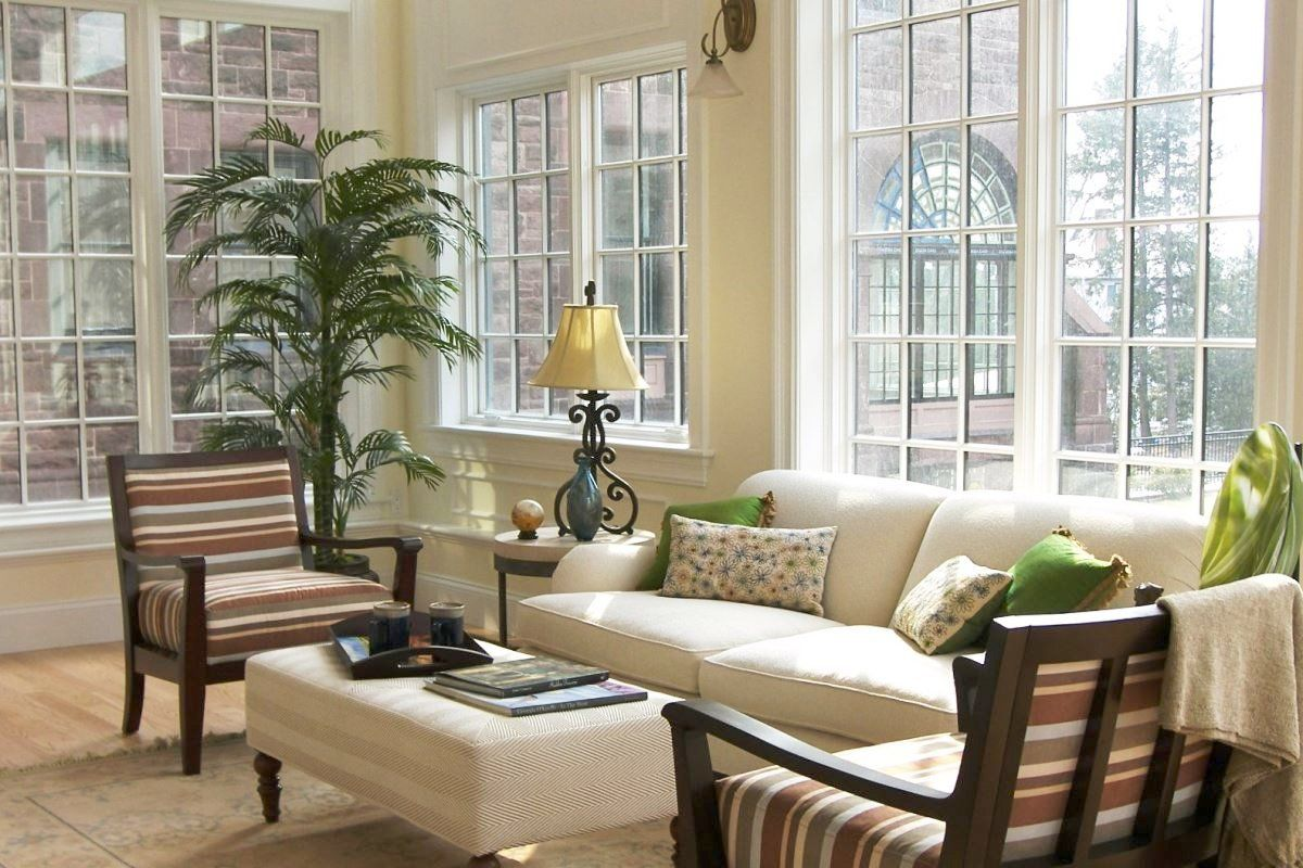 Charming Indoor Sunroom Furniture Ideas