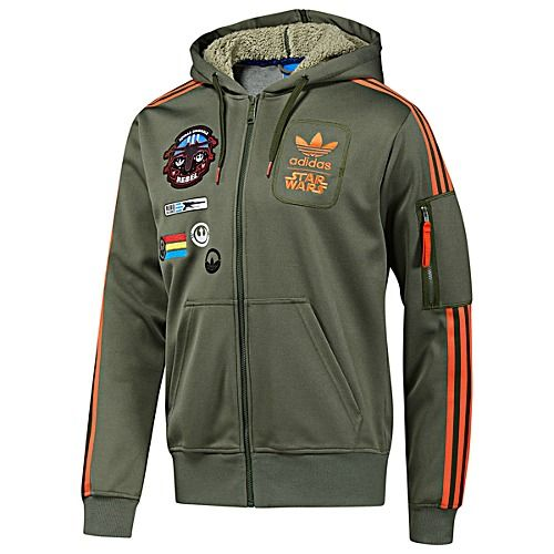 StarWars Jacket!! | Adidas star wars, Star wars hoodie, Star