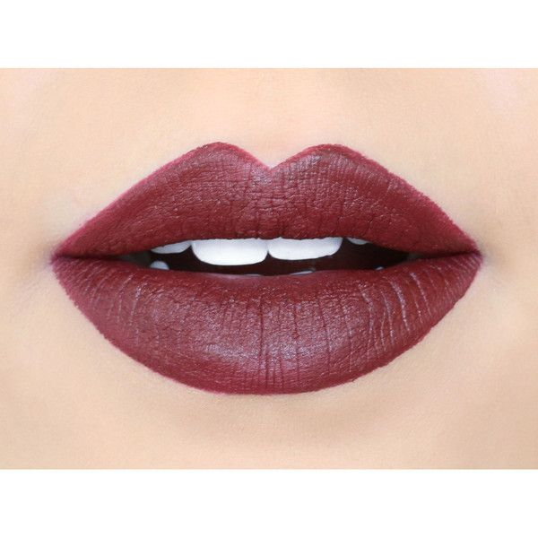 LA GIRL MATTE FLAT VELVET LIPSTICK – Fiebiger Shoes ($40) ❤ liked on Polyvore featuring beauty products, makeup, lip makeup, lipstick, lips, matte lipstick, velvet matte lipstick, velvet lipstick, matte finish lipstick and lips makeup