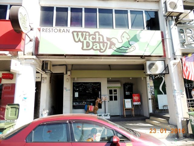 ! A Growing Teenager Diary Malaysia !: Wichday Cafe Taman Connaught Cheras @ Mr Dinosaur ...