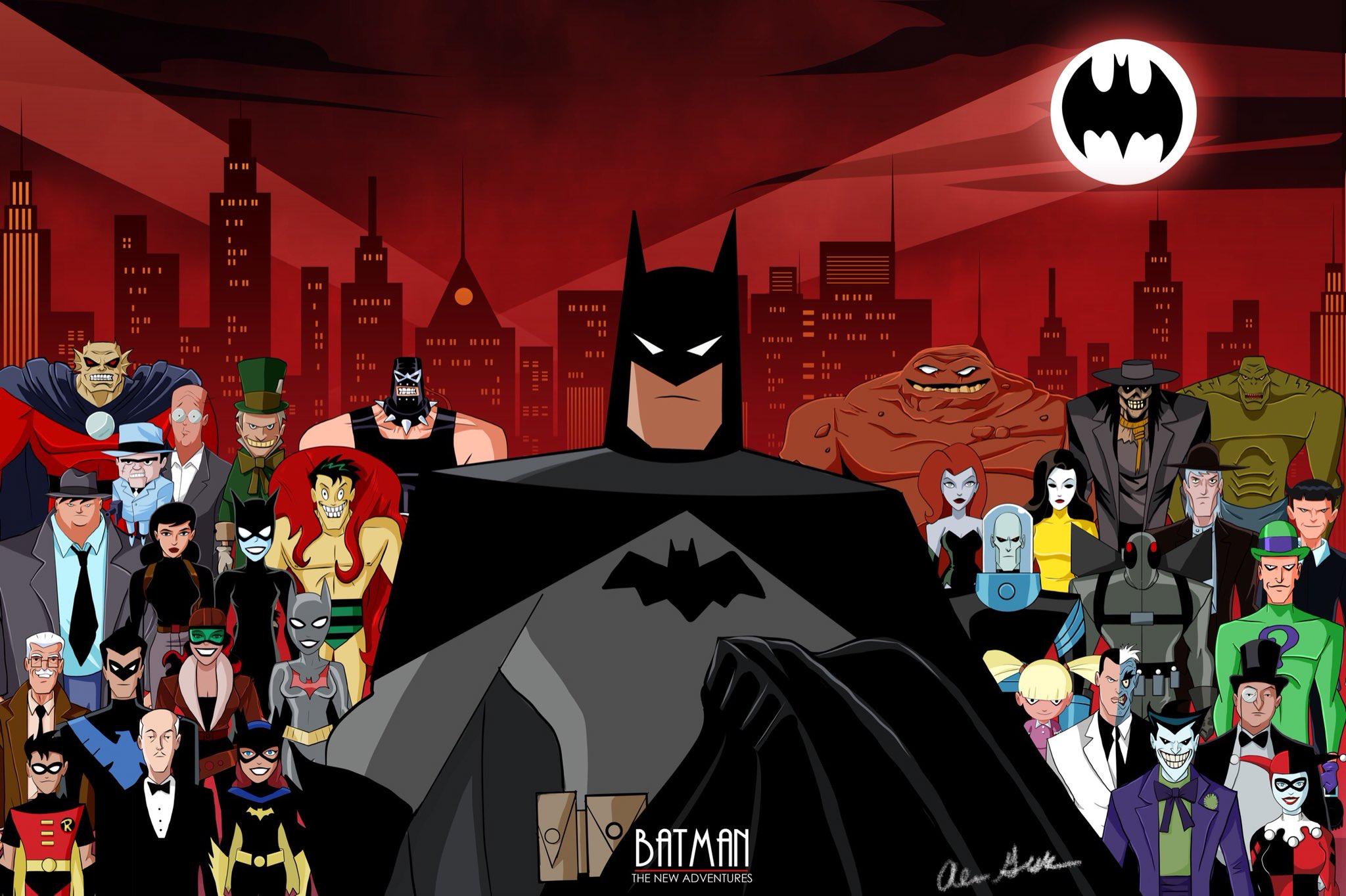 Pin By Kenya Garcia On Posters Batman Comics Batman Cartoon Batman The Animated Series